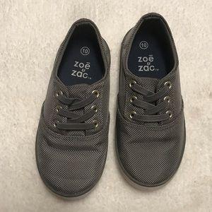Boys slip on tennis shoes
